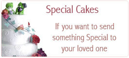 Special Cakes to Delhi